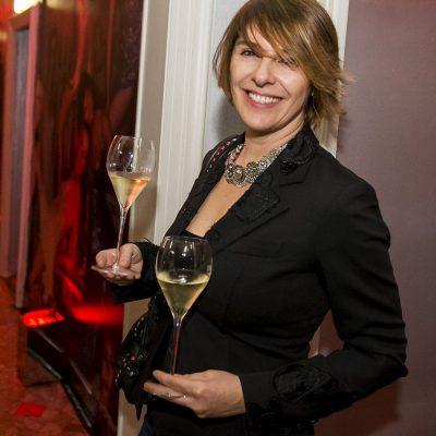 Francesca Facchetti al Vanity Fair Party